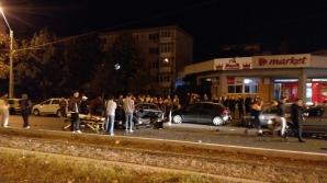 Fiul lui Leonard Doroftei, implicat într-un grav accident rutier