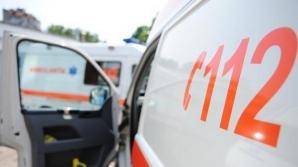 Accident cumplit, pe autostrada A1 Bucureşti - Piteşti: 3 victime, 6 maşini făcute praf