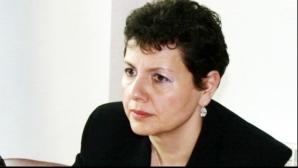 Adina Florea ADMISĂ pentru funcţia de procuror în secţia de anchetă, deşi respinsă pentru şefia DNA