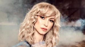 Veste fabuloasă pentru Andreea Bălan