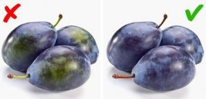 Cum alegi prunele. Aşa îţi dai seama dacă sunt sănătoase şi gustoase!