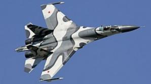 Tragedie în Ucraina: un avion de vânătoare s-a prăbuşit. Nu există supravieţuitori