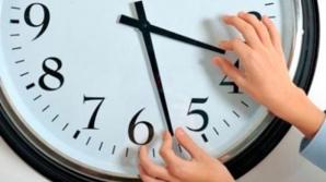 ORA DE IARNĂ 2018. Anunţ important de ultimă oră despre schimbarea orei