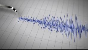 Cutremur, duminică după amiază, în România