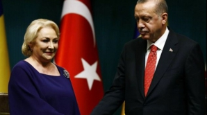 Viorica Dăncilă, acord de principiu cu Erdogan