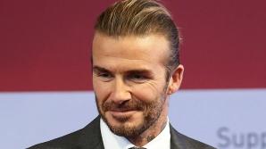 Ce spune David Beckham despre căsnicia cu Victoria. Nimeni nu se aştepta