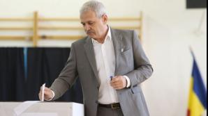 Dragnea a votat la referendum