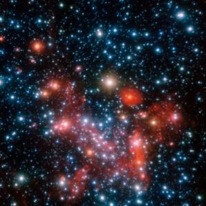 Centrul galaxiei noastre