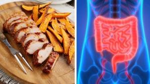 Friptură cu cartofi prăjiţi - combinaţia care îţi distruge sănătatea! Avertismentul doctorilor