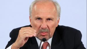 Guvernatorul central al Austriei, Ewald Nowotny