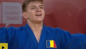 JUDO. Ce scrie BBC despre Adrian Şulcă care a obţinut aur la Jocurile Olimpice de Tineret