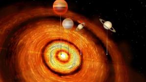 PREMIERĂ astronomică: patru planete gigantice descoperite pe orbita unei stele foarte tinere
