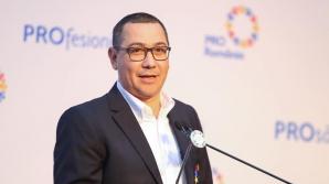 """Victor Ponta: """"Călin Popescu Tariceanu a reuşit să îi bage minţile în cap lui Dragnea"""""""