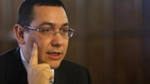 Ponta, verdict pesimist pentru PSD