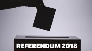 Rezultate Referendum 2018 - prezenţa la vot