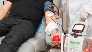 Donatorii de sânge vor primi mesaje pe telefoane. Ce vor conţine acestea