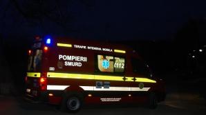 Accident grav: 7 victime, desfăşurare de forţe de intervenţie. A fost activat planul roşu