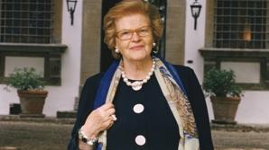 Wanda Ferragamo, decana celebrei case de modă italiene Salvatore Ferragamo, a murit la 96 de ani