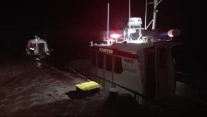 Accident naval mortal pe Dunăre. O barcă a intrat într-o barjă