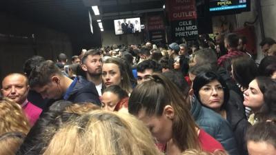 Haos la metrou, miercuri dimineață după o defecțiune. Imaginile dezastrului Metrorex