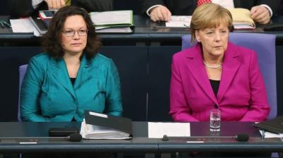 Criză în Germania. Guvernul Merkel este în pragul colapsului. Anunțul social-democraților