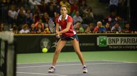 Ce a făcut Raluca Olaru în finala turneului de la Moscova