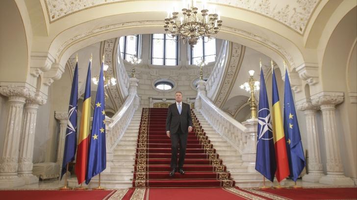 Iohannis, înainte de consultări: Nu vreau niciun pact cu PSD! Vreau să fiu văzut ca mediator / Foto: Inquam Photos / Octav Ganea
