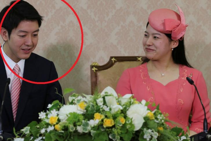 Printesa Ayako și soțul din popor, Moriya