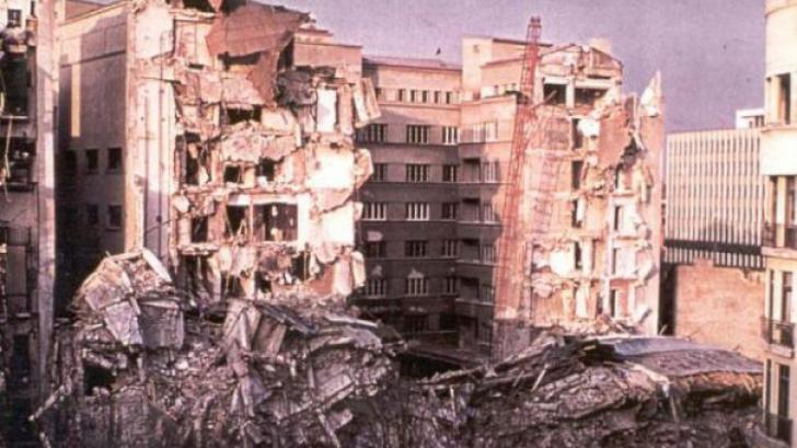 Cele mai periculoase cartiere din Capitală, în caz de cutremur. Harta dezastrului