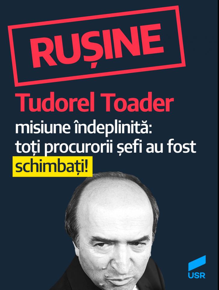 Tudorel Toader, satrapul justiției