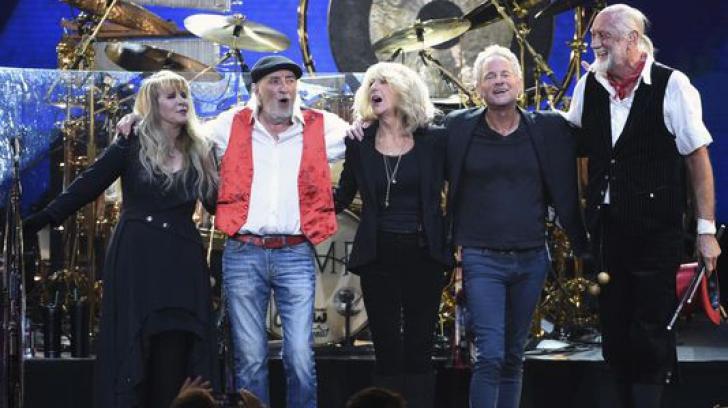 Fleetwood Mac va susţine un turneu european în 2019