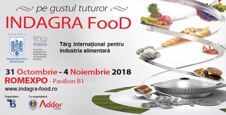 La ROMEXPO încep cele mai importante evenimente din agricultură, alimentație și băuturi (P)
