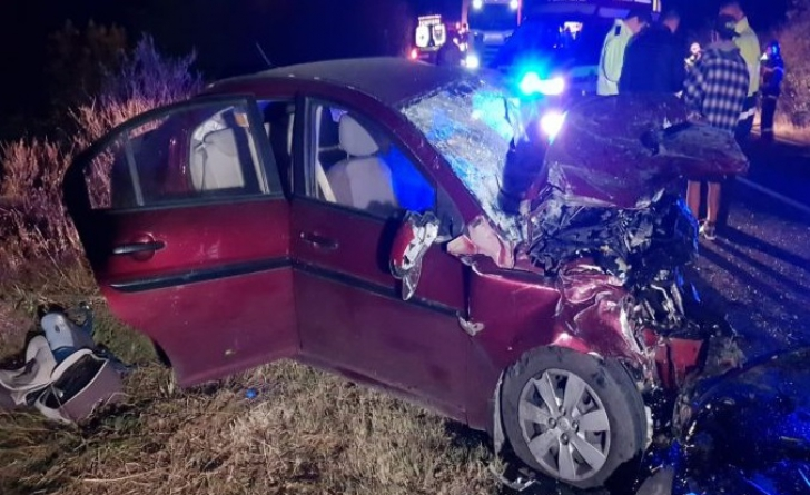 Accident mortal live pe Facebook