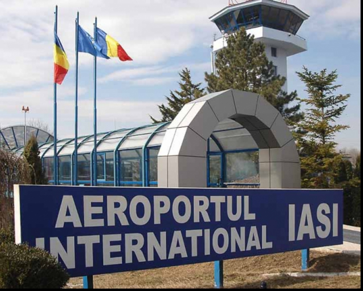 Bărbat mort pe Aeroportul din Iași