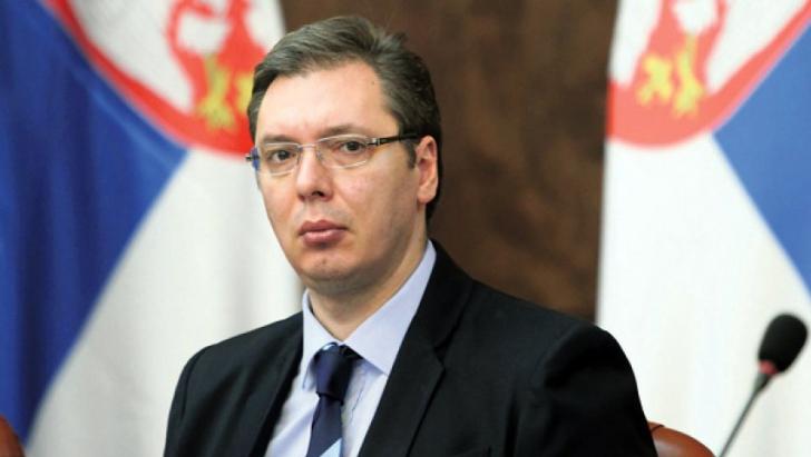 Președintele Serbiei se implică în scandalul trucării unui meci din Liga Campionilor
