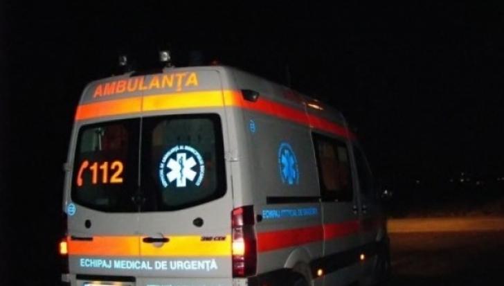 Accident grav pe DN41: trei persoane au fost rănite din cauza unui șofer neatent