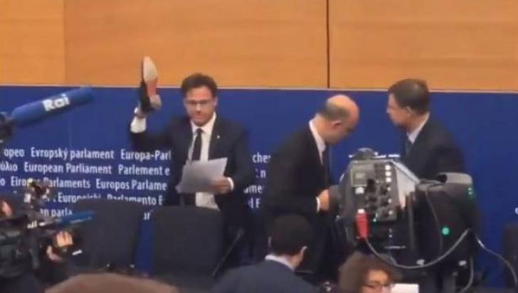 Un gest șocant al unui politician italian stârnește rumoare în UE și delimitări la Roma