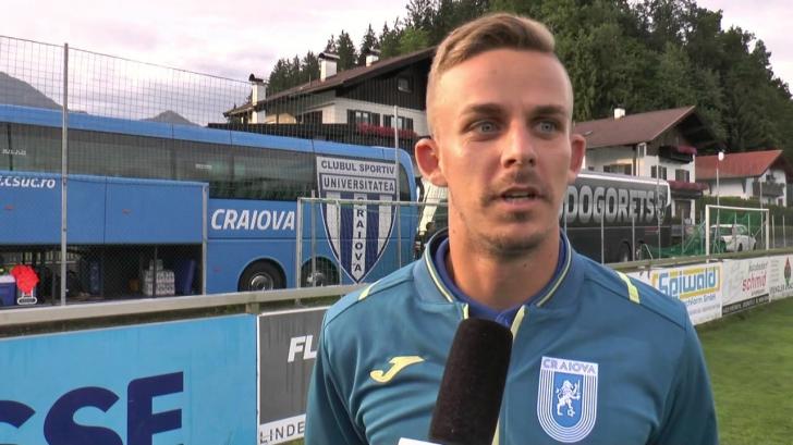 """Cupa Romaniei. Olguţa Vasilescu l-a """"bătut"""" pe Dragnea. Turnu Măgurele - Universitatea Craiova 1-4"""