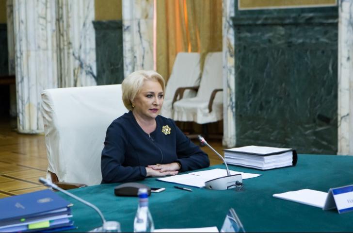 Asociaţiile revocate de Dăncilă din Consiliul Economic şi Social atacă în instanţă decizia / Foto: gov.ro