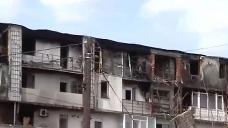 Sinistraţii blocului care a ars în sectorul 5 vor primi locuințe la Piața Națiunilor Unite