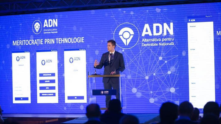 Un europarlamentar român şi-a lansat un partid: ADN. Ce îşi propune