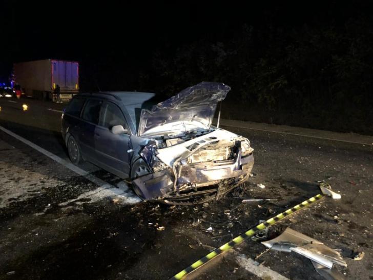 Accident cumplit în Cluj: Cinci persoane au fost rănite
