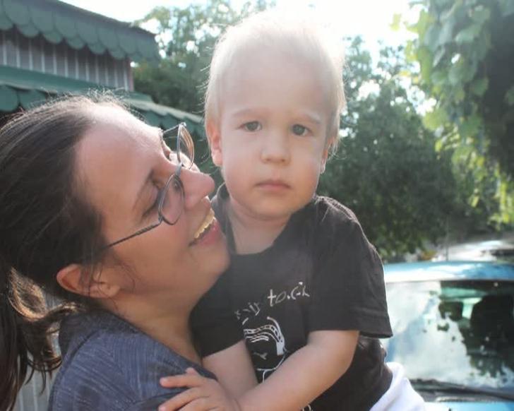 Ştefan - cazul copilului mort la Sanador