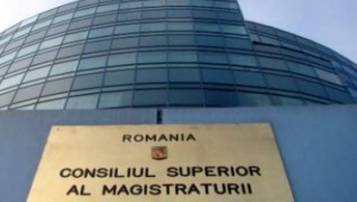 Secţia specială pentru anchetarea magistraţilor, în linie dreaptă la CSM