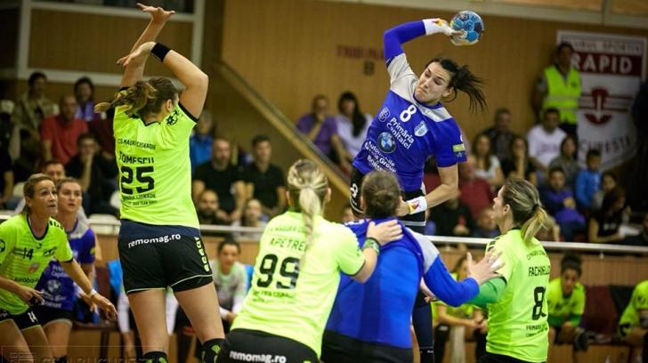 CSM București face SHOW în campionat!