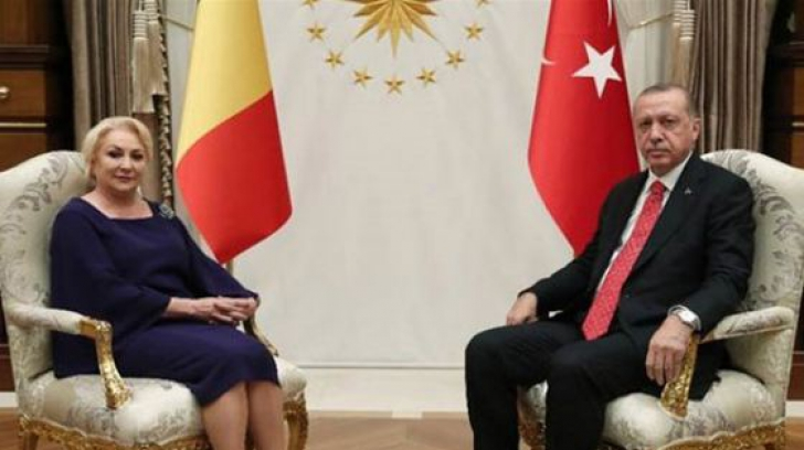 Dăncilă, după întâlnirea cu Erdogan: Turcii vor să construiască spitalul regional de la Constanţa