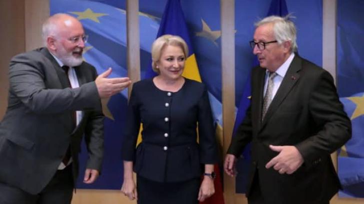 Dăncilă, aşteptată la Bruxelles. Calendarul evenimentelor înainte de preluarea preşedenţiei UE