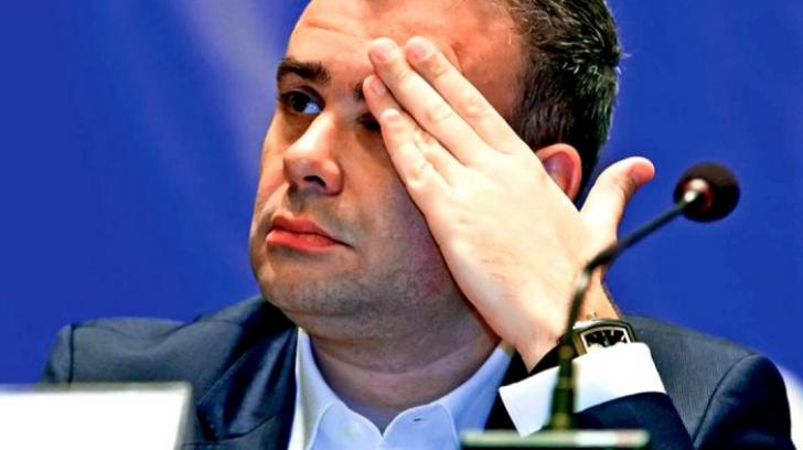 Darius Vâlcov, vinovatul principal de buget