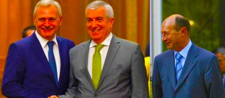 """Contre Băsescu-Tăriceanu: """"Ce naiba te mai bagi!?""""/""""Nu am de gând să rup coaliţia!"""""""