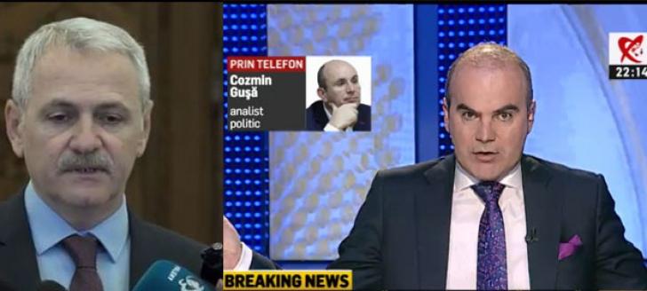 Rareş Bogdan, declaraţie-şoc: Dragnea a clacat psihic, e un pericol